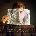 دانلود آهنگ احمد سعیدی با نام تحمل کن با کیفیت بالا