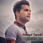 دانلود آهنگ جدید و شنیدنی احمد سعیدی با نام بی طاقتی