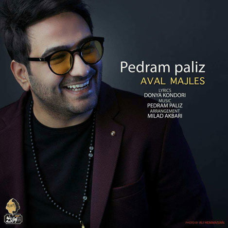 Dawnload Music Aval Majles From Pedram Paliz,Dawnload New Music Pedram Paliz Called Aval Majles