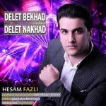 دانلود آهنگ جدید حسام فضلی با نام دلت بخواد دلت نخواد