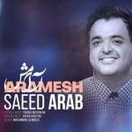 دانلود آهنگ جدید سعید عرب با نام آرامش