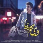 دانلود آهنگ جدید محمد فاضل با نام شدی تموم دنیام