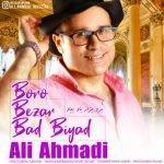 دانلود آهنگ جدید علی احمدی با نام برو بزار باد بیاد