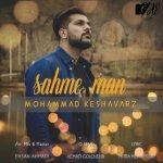 دانلود آهنگ جدید محمد کشاورز با نام سهم من