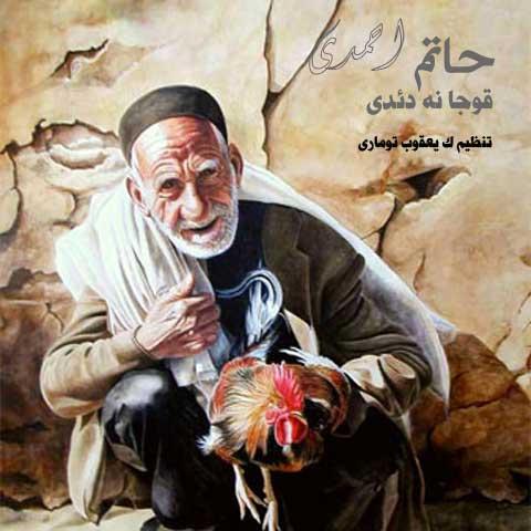 دانلود آهنگ قوجا نه دئدی از حاتم احمدی,متن آهنگ قوجا نه دئدی از حاتم احمدی