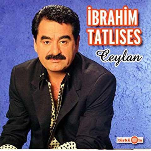 دانلود آلبوم ابراهیم تاتلس با نام جیلان