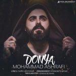 دانلود آهنگ جدید محمد اشرفی با نام دنیا