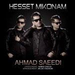دانلود آهنگ جدید احمد سعیدی با نام حست میکنم