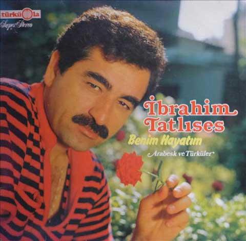 دانلود آلبوم ابراهیم تاتلس با نام Benim Hayatim بنیم حایاتیم
