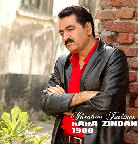 دانلود آلبوم ابراهیم تاتلس با نام کارا زندان (Kara Zindan)