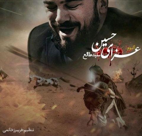 دانلود آلبوم جدید سید طالع با نام عزای حسین