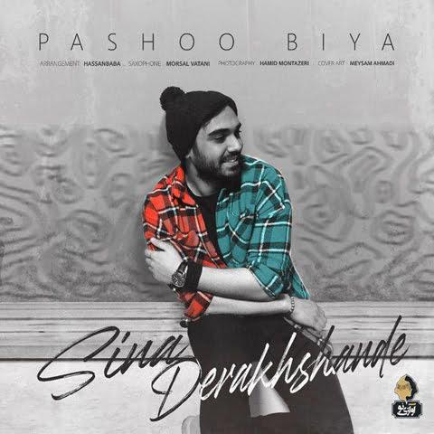 دانلود آهنگ جدید سینا درخشنده با نام پاشو بیا