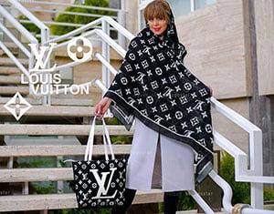 پکیج کیف وکفش و روسری دخترانه مدل Lv