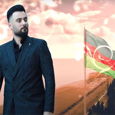 دانلود آهنگ جدید روبایل عظیم اف با نام سیزه سلام گتیرمیشم