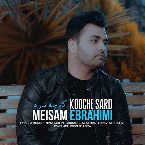 دانلود آهنگ جدید میثم ابراهیمی با نام کوچه سرد