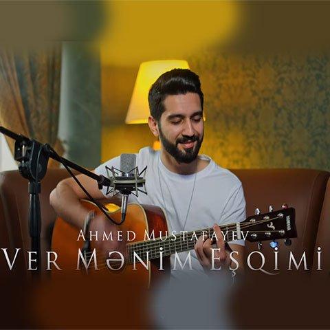 دانلود آهنگ قایتار عشقیمی از احمد مصطفایف,متن آهنگ قایتار عشقیمی از احمد مصطفایف